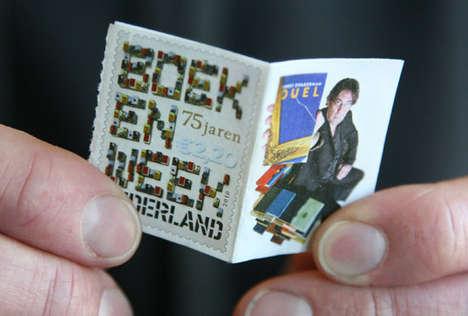 Tiny Stamp Tomes