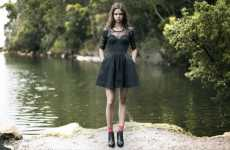Lakeside Frock Fashions - The ANTIPODiUM AW10 Collection is 'Ab-Fab'