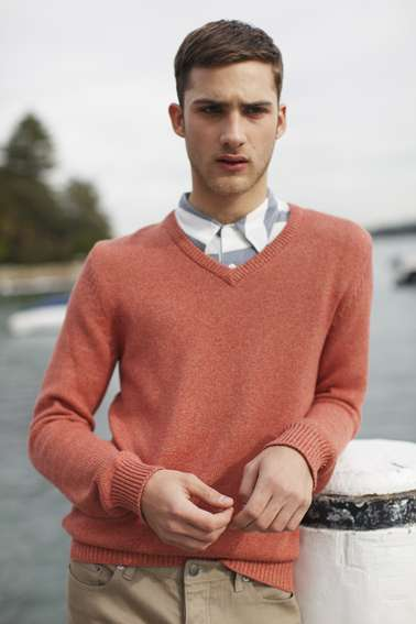 Seafaring Men's Fashion