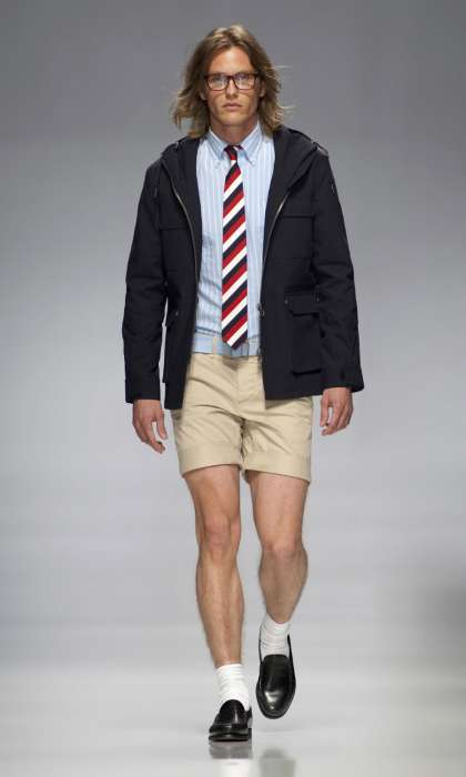 The Gant Rugger Spring 2010 Collection Adds Hip to the Square