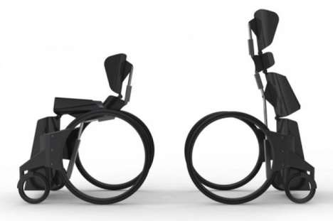 Double-Action Wheelchairs