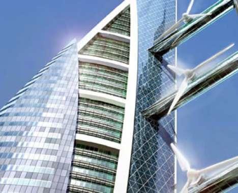 33 Sleek Skyscrapers