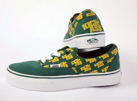 Cinematic Skater Sneakers