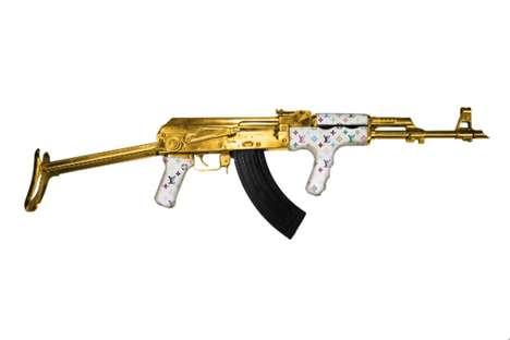 Luxury Brand Firearms