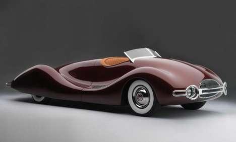 Racy Redesigned Automobiles