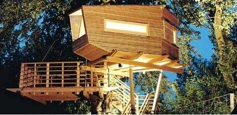 Living in a Treehouse