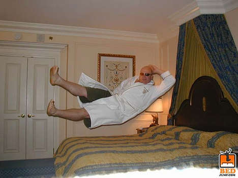 Hotel Bed Jumping - Bed Jump Dot Com