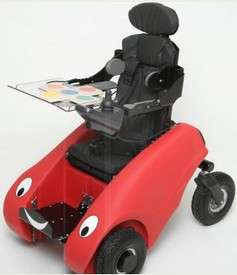 The Wizzybug - Fun Mobility Scooter for Disabled Tots