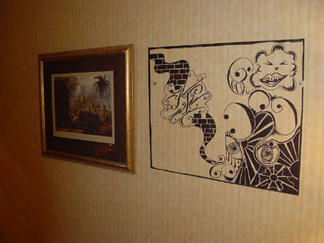 Secret Wall Art