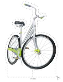 Customizable Automatic Shifting Bike - Even Tom Hanks Likes the Trek Lime
