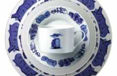 Graffiti Dinnerware