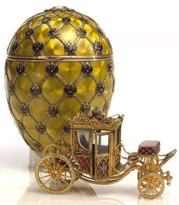 Pallinghurst Buys Egg Brand; Plans to Launch Faberge Gemstones