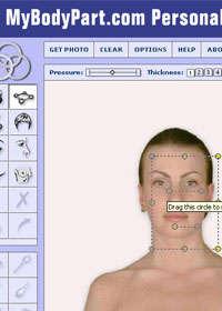 Virtual Surgery Experimentations