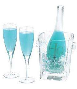 Hpnotiq Blends Premium Vodka + Cognac + Juice