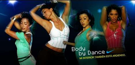 Body by Dance, Not Plastic Surgery - Nike Ad Pushes Hot Latin Dancing