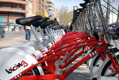 Commuter Bike Renting