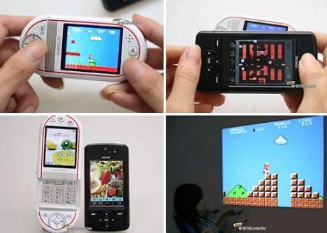 Super Nintendo Emulation Phones