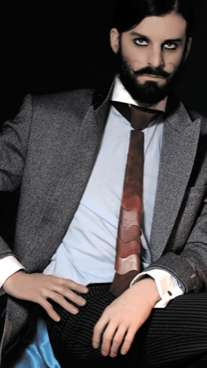 Wooden Tie - When Lumber Meets Fashion