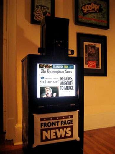 Digital Newsstand