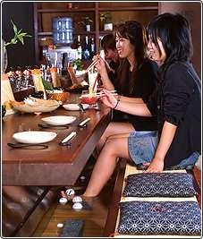 Female Feet Restaurant