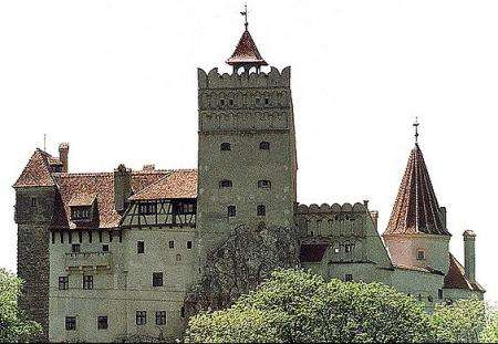 History For Sale - Dracula's Castle Up For Bids