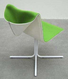 The Hoodie Chair