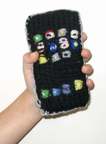 Hand Knit iPhone - Best Way to Get Your Own iPhone in 5 hours