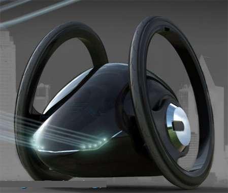 Big Wheel Hydrocars