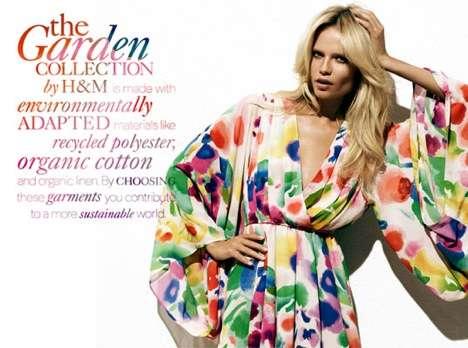 Floral Eco-Fashion