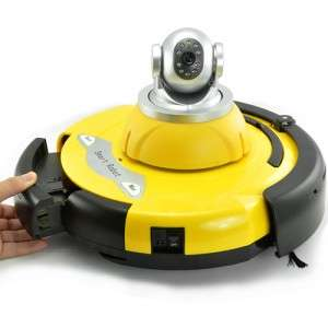 Spy Cam Vacuums