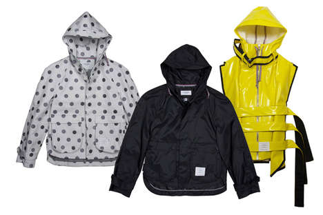 Rainy Day Outerwear