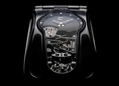 Watch-Inspired Phones