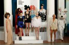 Stylish Storytelling Fiestas - The L'Oreal Melbourne Fashion Festival is all about Fairytales