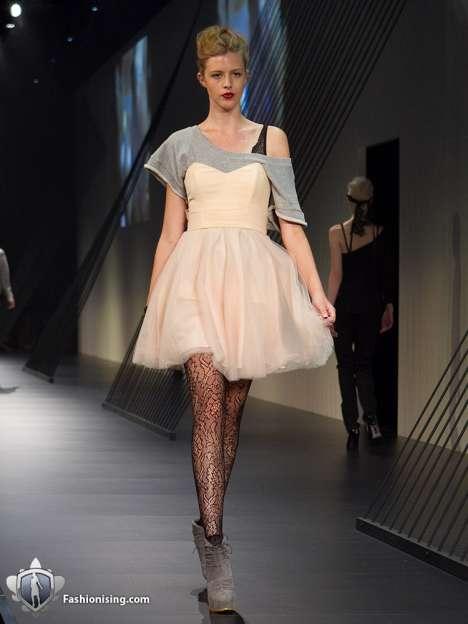 'Flashdance' Fashion