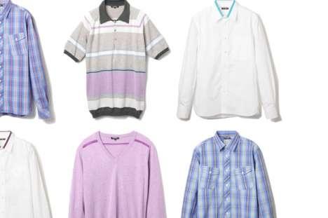Preppy Pastel Menswear