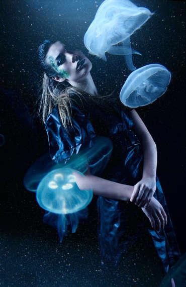 Submerged Photography