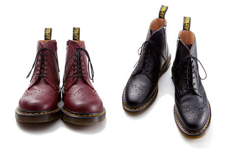 High Class Army Boots