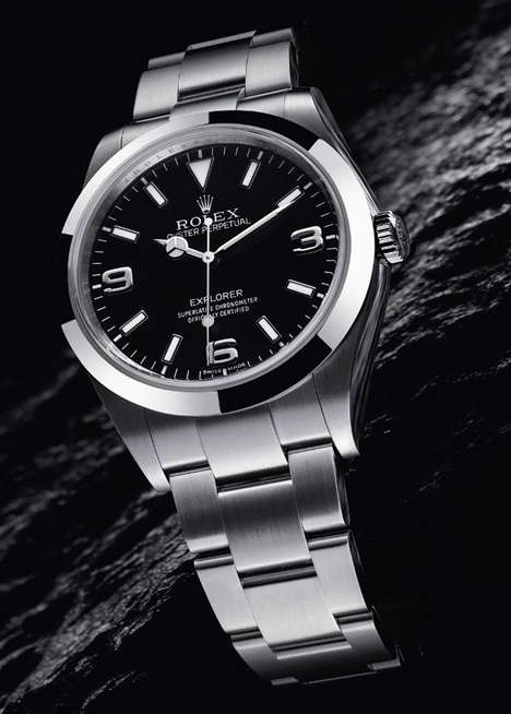 The Rolex 2010 Explorer is Bigger and Better Than Before