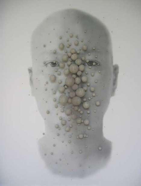 Multimedia Pimple Art