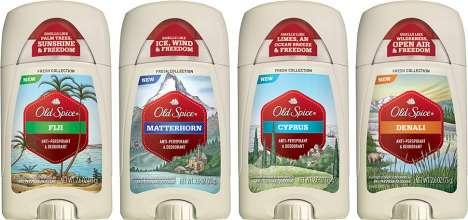 Effeminate Men's Deodorant