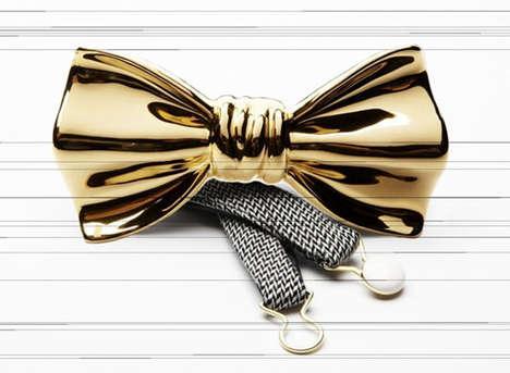 Hardcore Golden Neckwear