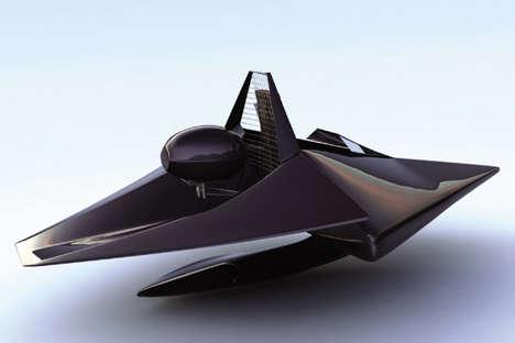 Aircraft-Inspired Boats