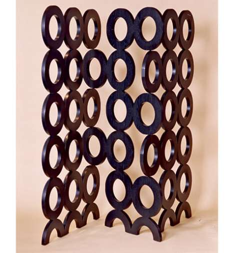 Statement Room Dividers - April's Architectural Digest Shows How to Divide With Style