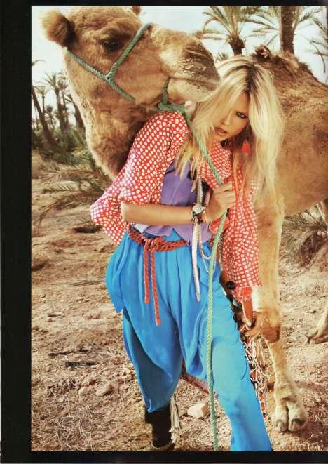 Bright Saharan Fashion