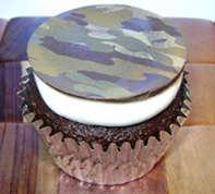 Macho Man Cupcakes