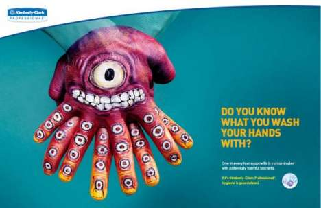Multihued Hand Monsters