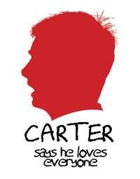 Custom Silhouette Portraits  - Carter Kustera is the New Andy Warhol