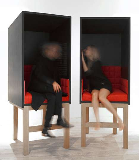 Confessional Furniture - Indulge Your Inner Sinner With Talk-Worthy Decor