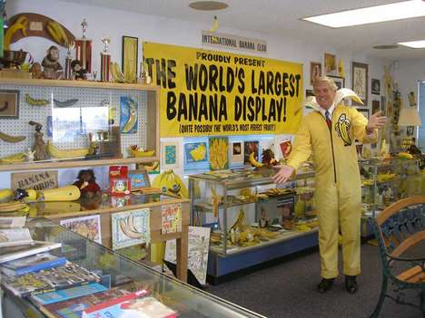 Retro Banana Jumpsuits