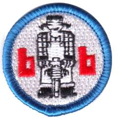 Geeky Honor Patches - Advertise Your Pwnage with Foursquare Nerd Merit Badges